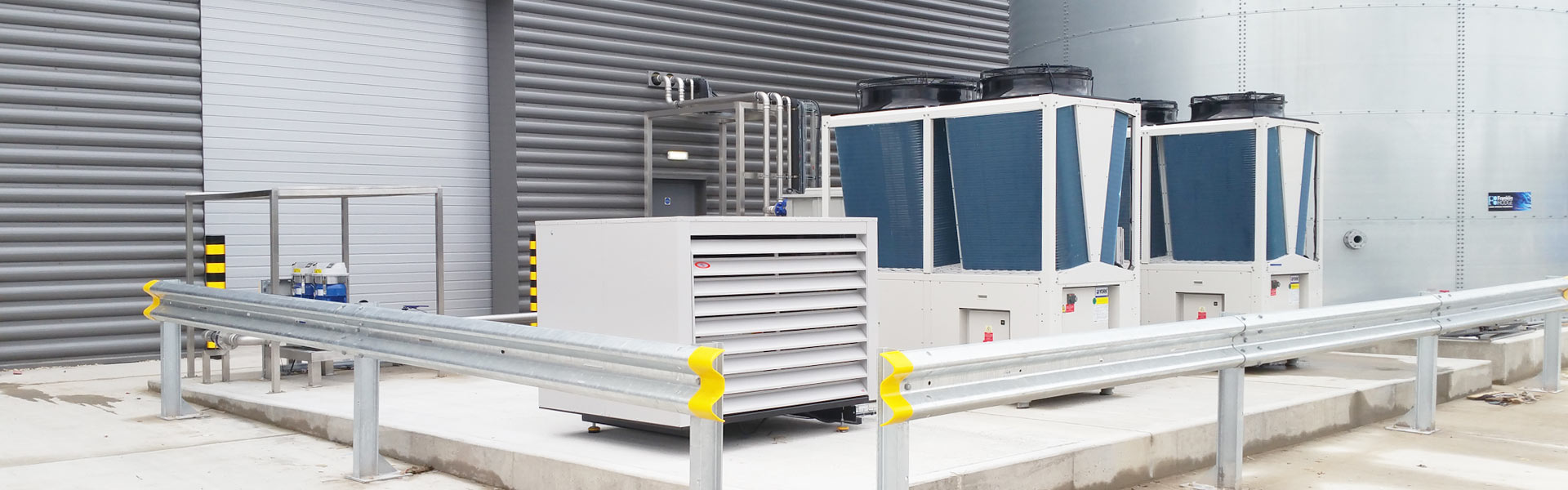 Process engineering and chiller expertise