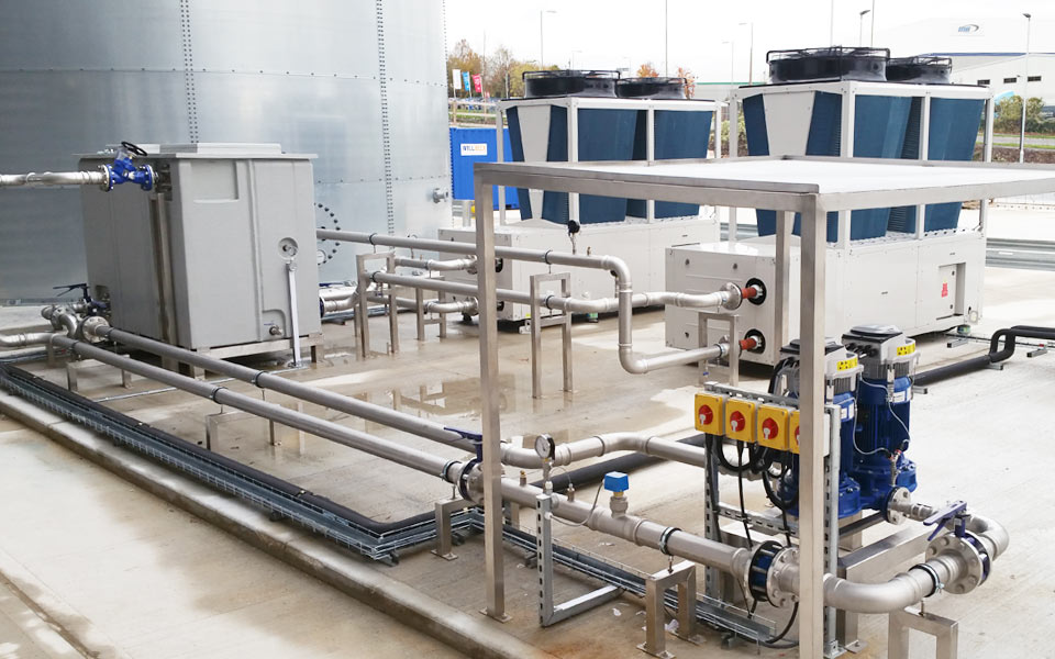 Process engineering systems